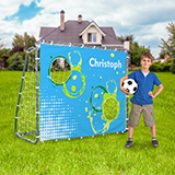 Design and print your goal wall online at home