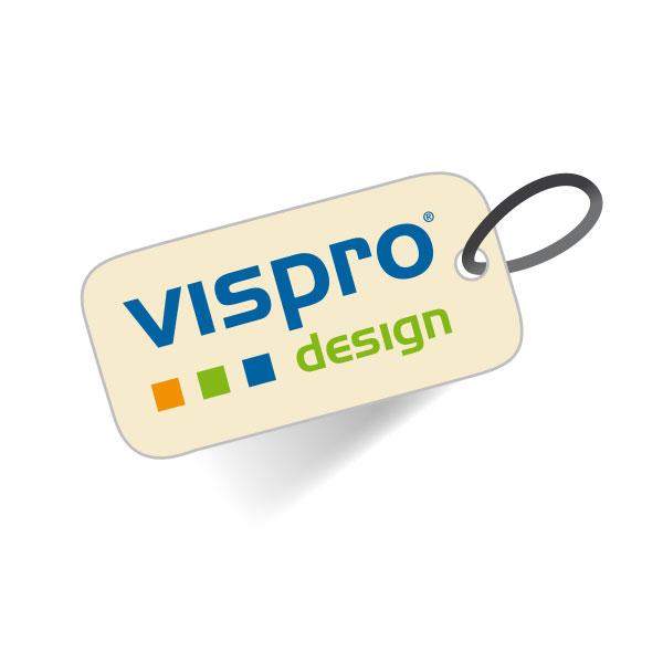 Visprodesign-Label