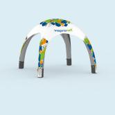 Nadmuchiwany namiot reklamowy Air
