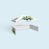 Pop Up Tent / Gazebo Basic & Select 3 x 4,5 m