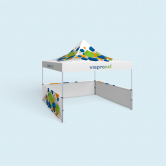 Pop Up Tent / Gazebo Basic & Select 4 x 4 m