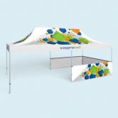 Pop Up Tent / Gazebo Basic & Select 4 x 8 m