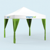For Gazebo / Pop Up Tent Basic, Select and Compact