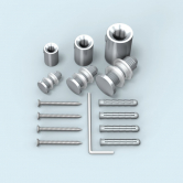 Wall Mount Stainless Steel