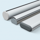 Aluminium profiles & suspension accessories
