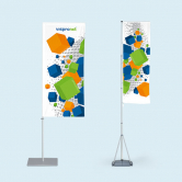 Portable Flagpoles