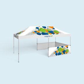 Pop Up Tent / Gazebo Basic & Select 3 x 6 m