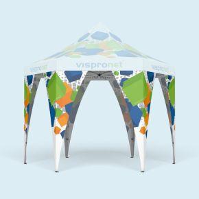 For Gazebo / Pop Up Tent Select Hexagon