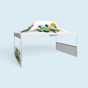 Pop Up Tent / Gazebo Basic & Select 4 x 6 m