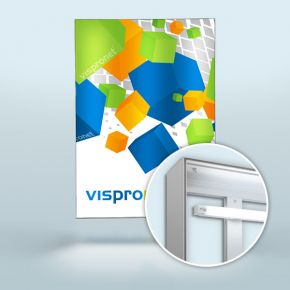 Light Box Q-Frame® LS, profile 120 mm