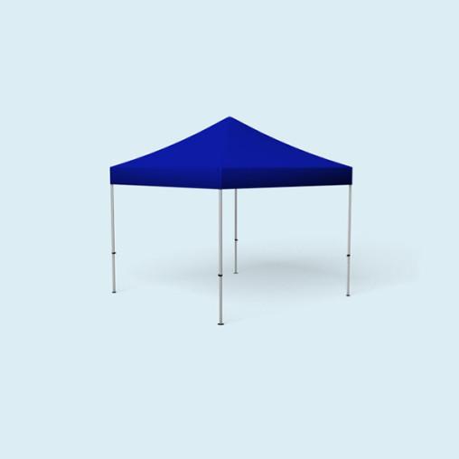 Pop Up Tent Select, 3 x 3 m, blue