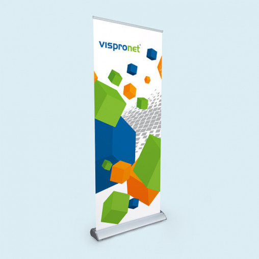 Stand Roll Up Select - width 80 cm