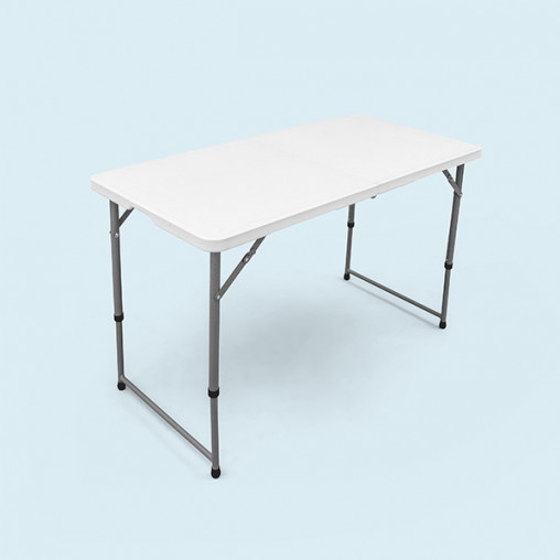 Folding table 121 x 60 x 74 cm