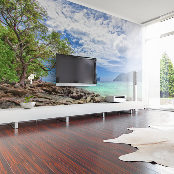 ... Individually Printed Photo Wallpaper   Eye Catcher In Every Living Room  ...