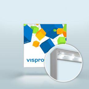 Light Box Q-Frame® LED in square format