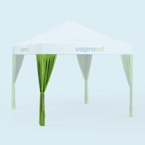 Leg drapes, 80 x 220 cm, single, color without print