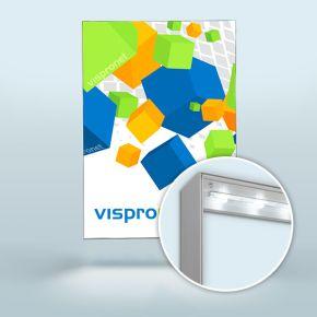 Light Box Q-Frame® LED in vertical format
