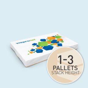Pallet covers, up to 120 x 80 x 57 cm
