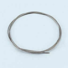 Stainless steel cable ø 1.5 mm without loops