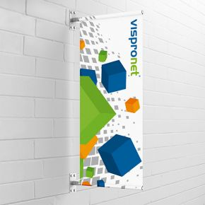 Street Banner Select, wall mounted
