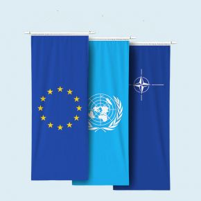 Special banner flags