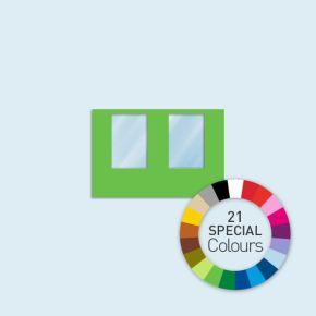 Deco Bow XL, color, without print