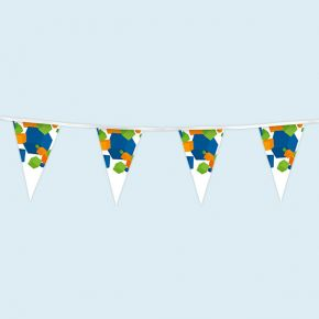 bunting with pennants (same image)