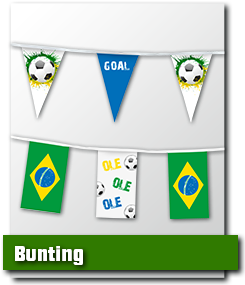 Print & buy your own bunting online – get more information